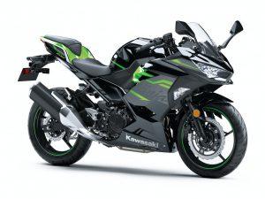 Ninja 400 black